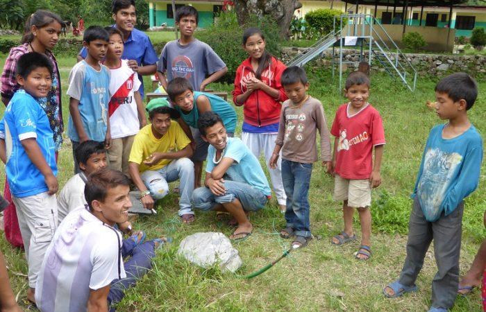 cases acollida amics nepal