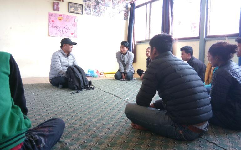 Joves Salut Amics del Nepal