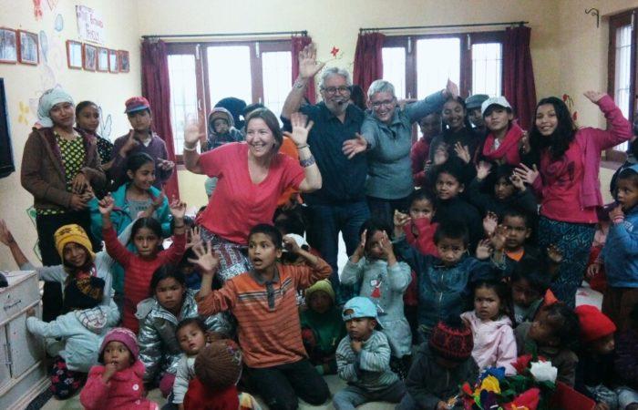 Màgia nens Amics del Nepal