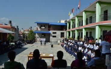 Teatre a Golfutar i Jamsikhel
