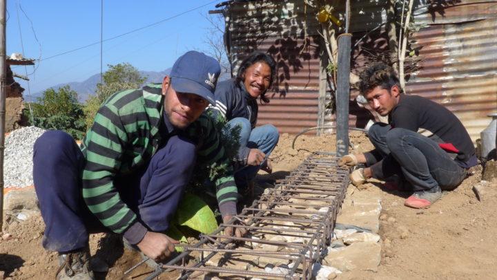 Reconstrucció Amics del Nepal