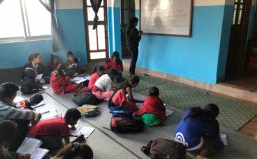 Nou Centre d'Activitats a Katmandú