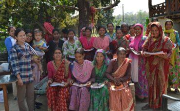 Nou curs d'Alfabetització de dones