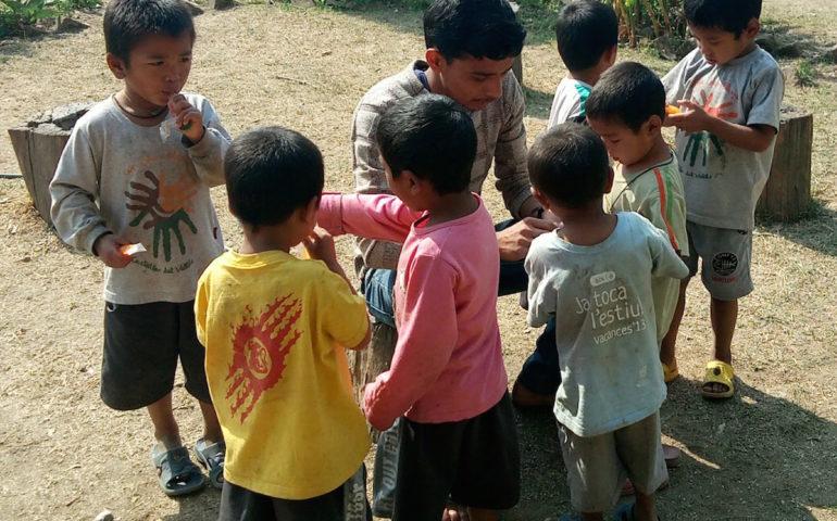 Repte Balmandir Amics del Nepal