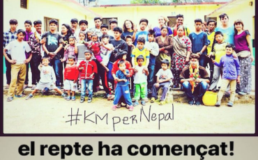 Repte Migranodearena 2018. #Kmpernepal