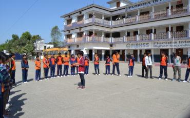 Workshops a la Florida school de Mahendranagar