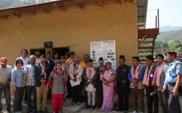 Awasuka: Inauguració de Khelkud Griha