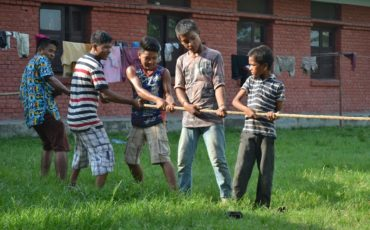Amor Children's Home: Esdeveniment esportiu