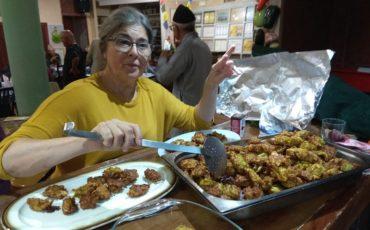 El sopar solidari de Benicarló mai falla