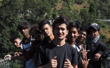 Trekking from Bhimphedi to Kathmandu