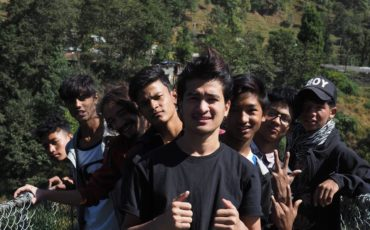 Trekking de Bhimphedi a Katmandú