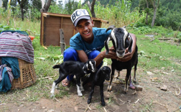 Letter from Kush Rawal, a future veterinarian