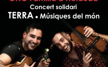 Solidarity Concert for the Asha School