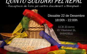 Quinto solidari pel Nepal: sisena edició