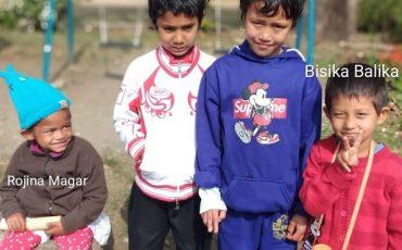 Niños nuevos, año nuevo, la vida continua en Balmandir