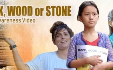 Block, Wood or Stone – a Song for Social Awareness