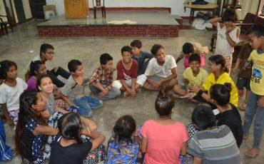 Esdeveniment a Biratnagar