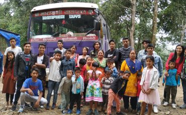 Viaje a Chandragiri
