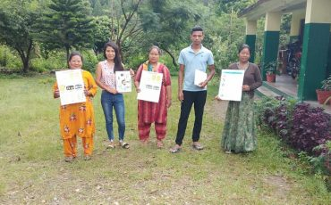 Second Mushroom Training – Namuna Bari Project