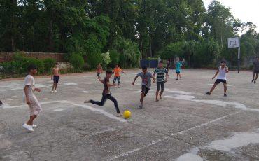 Mahendranagar Sports Event