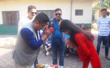 Feliç Dashain 2076