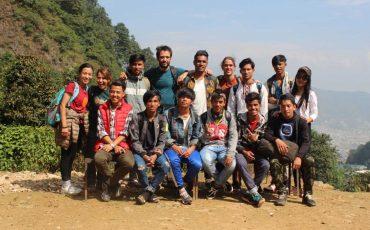 Bhimphedi – Kathmandu Trekking
