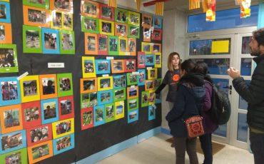 Visita de Kavita Gurung a Cataluña