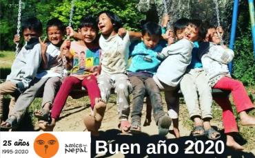 Buenas fiestas y feliz 2020