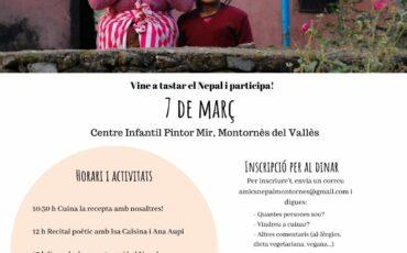 Comidas solidarias y el día de la mujer, participa!