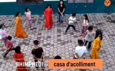 Danza durante el confinamiento