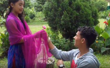 Batuli, in Balmandir they make a short film