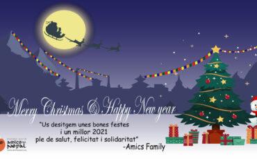Felices fiestas y un mejor 2021