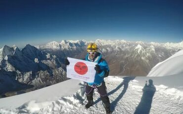 Farewell Sergi Mingote, mountaineer with a solidary heart