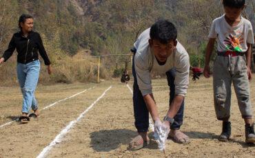 Evento deportivo de Bhimphedi