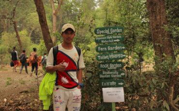 Nepali New Year Excursion to Godavari